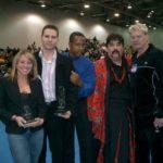Arnold Classic Image award Bill Viola