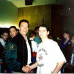 Bill Viola Arnold Schwarzenegger