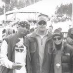 Carson Daly, Tara Reid, Bill Viola