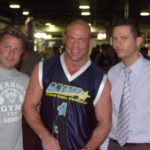 Dave Hawk Kurt Angle Bill Viola