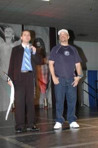 Bill Viola Jr. & Ice-T
