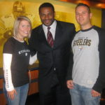 Jenn, Jerome Bettis, Bill