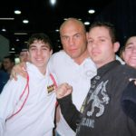 Leaders Randy Couture