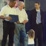 Lynn Swann, C James Parks, Bill Viola (3)