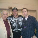 Mike Hixson, Randy Couture, Bill Viola