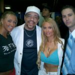 Ms Fitness Universe, Ice-T, Coco, Bill Viola
