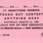 tough guy contest