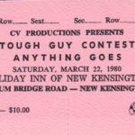 tough guy contest