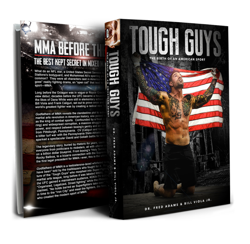 tough guys mma book