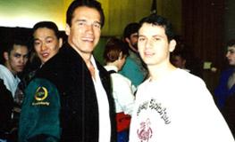 Bill Viola Jr. & Arnold