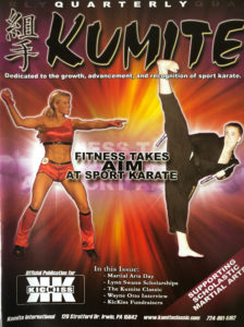 Kumite Magazine -Fitness Expo Edition