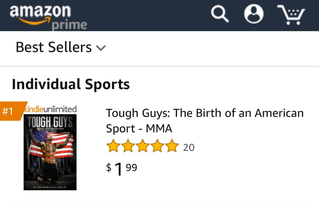 Amazon #1 best seller
